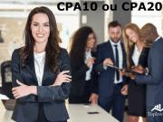 CPA 10 ou CPA 20