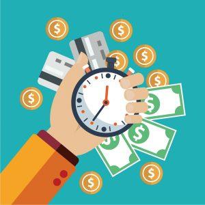 Como administrar o seu dinheiro sem tempo livre?